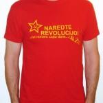 Majica Naredte revolucijo